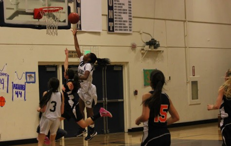 Girls Varsity Basketball vs. Woodside