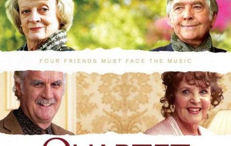 'Quartet': old friends reunited