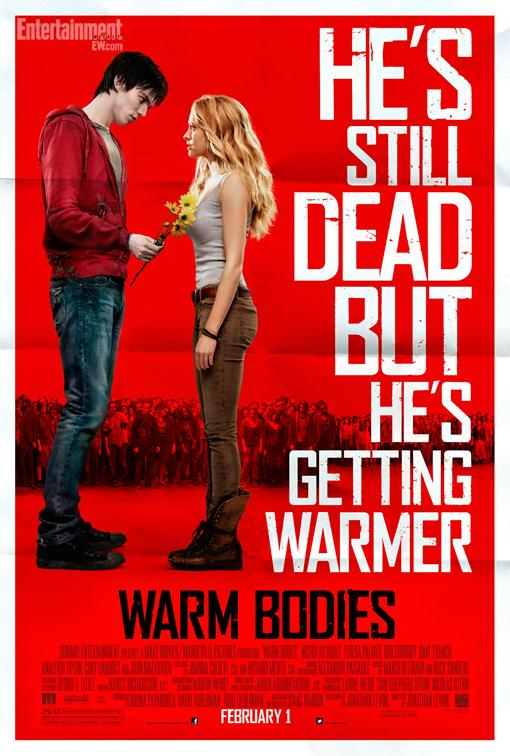 Warm Bodies Promotional Poster