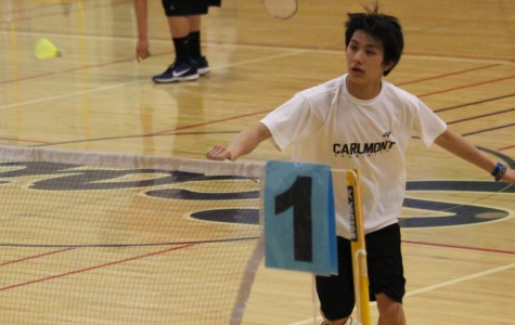 Carlmont badminton victorious against El Camino