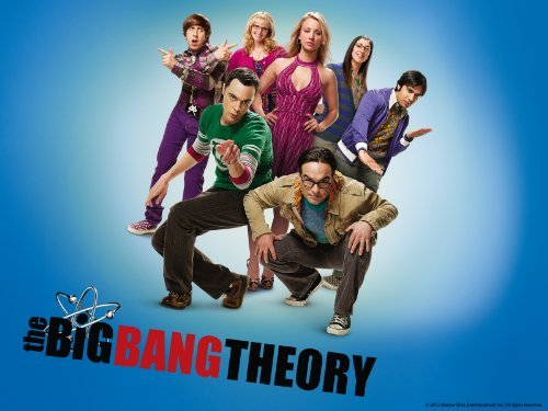 The Big Bang Theory Promotional Poster