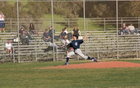 Carlmont varsity baseball leaves Woodside in the dust