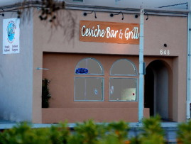 Ceviche Bar and Grill an average experience