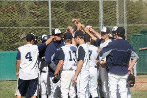 Scots junior varsity baseball beats Menlo Atherton Bears