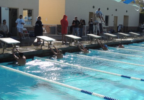 Tough day for Carlmont swimmers