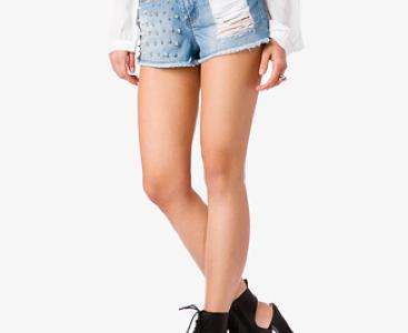 Long pants to short shorts