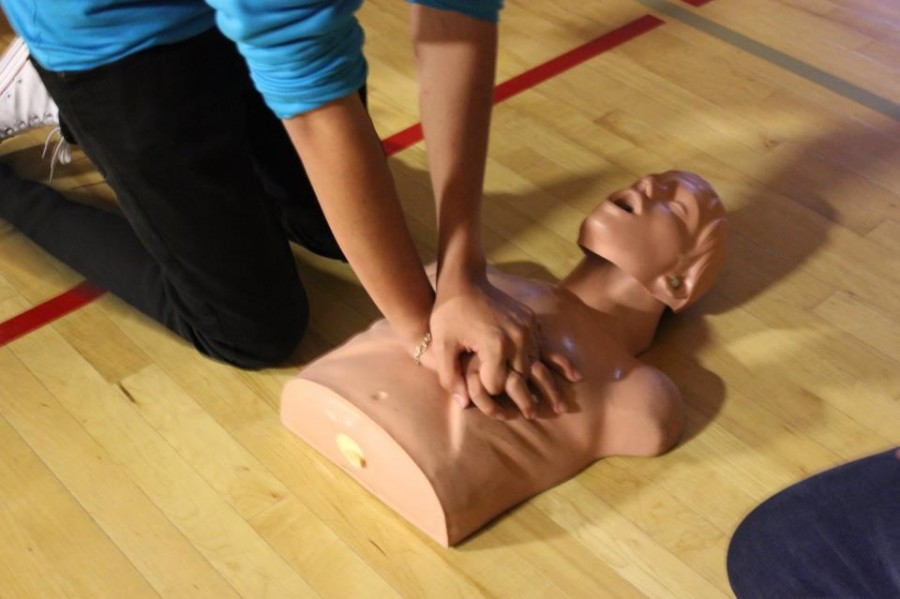 Practicing+compressions