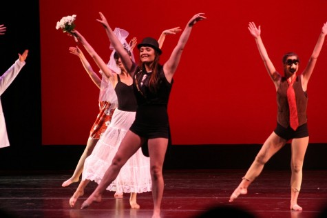 The Carlmont Dance Show: Inspire