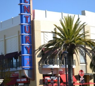 Century 20 Downtown Redwood City Movie Theater