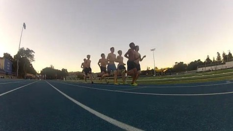 Cross Country's year-round training gives a high chance of success