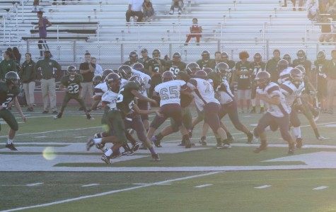 The Scots tamed the Mustangs
