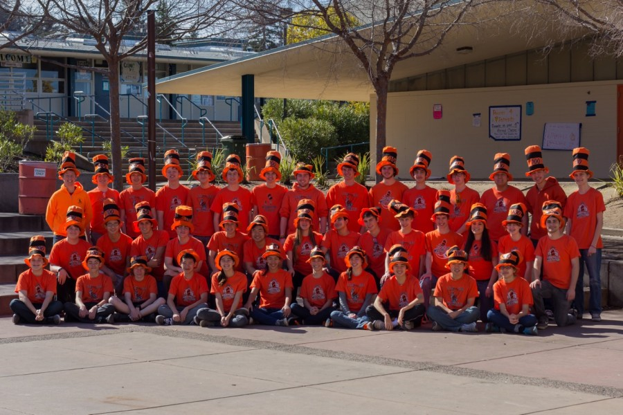 Team 100 - Carlmonts, Woodsides, and Sequoias 2012-13 robotics team