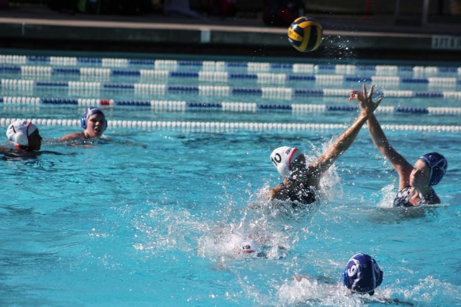 Girls Water Polo Falls Short
