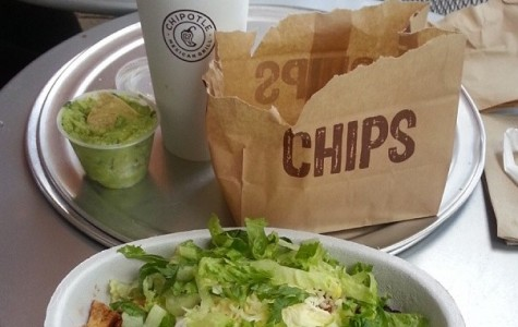 Students crave Chipotle
