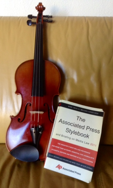 Violin+and+Associated+Press+%28AP%29+Stylebook