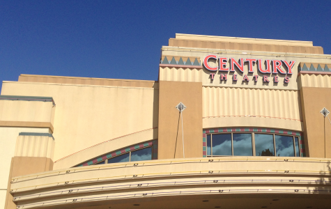 Century 12 movie theater in San Mateo