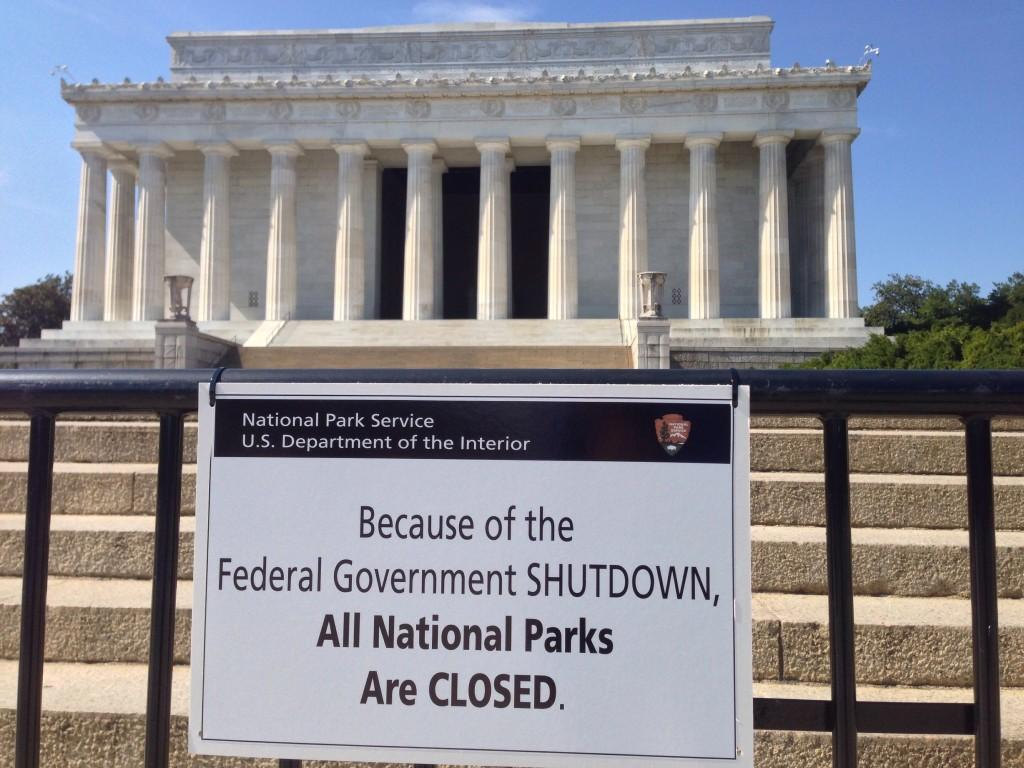 Behind the government shutdown - two sides that can't agree