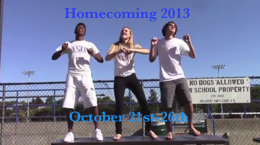 Carlmont+High+School+Homecoming+2013