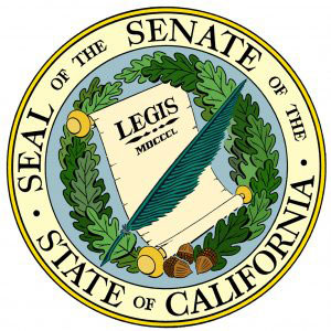 Seal of the Senate of the State of Calif.