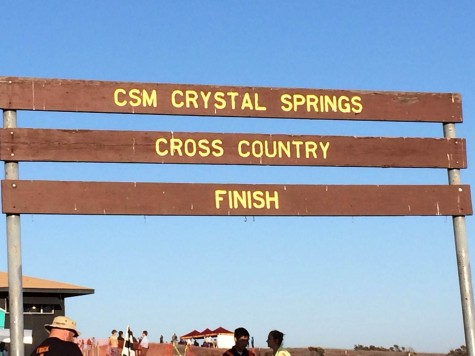 Mens Varsity Cross Country misses meet