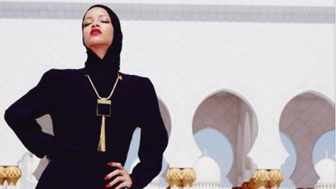 Mosque photoshoot puts badgalriri under scrutiny yet again
