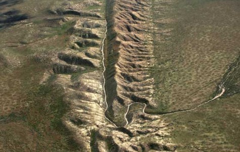 Bay Area residents live above the active San Andreas fault.