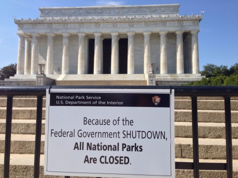Government shutdown effects students
