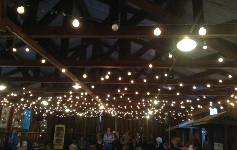 The Pie Ranch barn dancing venue