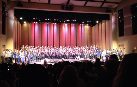 Choir's big honor