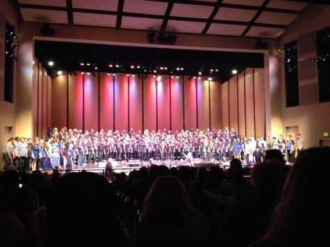 Choir's big honor