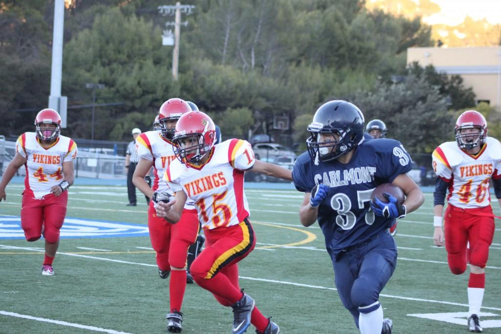 Scots gain victory over Vikings
