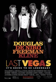 'Last Vegas' is hopefully the last Vegas movie