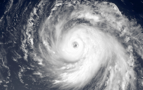 Typhoon Haiyan struck the Phillippines Nov. 8, causing mass destruction and devestation. Photo courtesy of Wikipedia Commons.