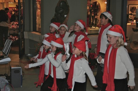 Careful Caroling