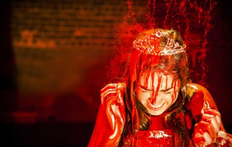 Former student plays Carrie on a professional stage
