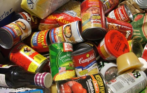 Food drive in full swing
