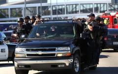 Los Angeles TSA officer shot to death