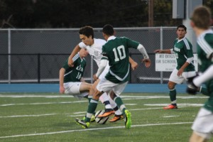 Varsity soccer kicks off to a good start