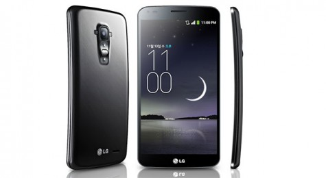 LG G Flex is bending the limits