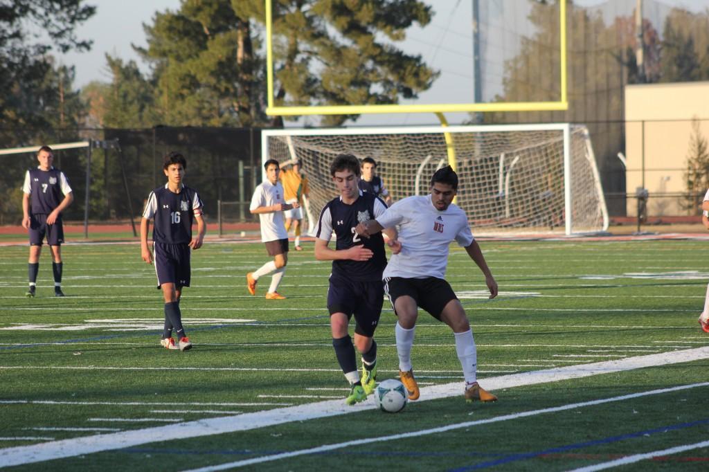Boys soccer ties Wildcats