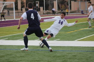 A fight to the finish for varsity soccer