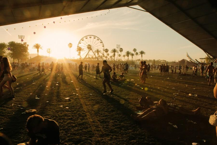 The Coachella Valley Music and Arts Festival.