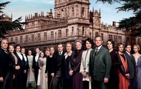 Downton Abbey season 4 promotional picture