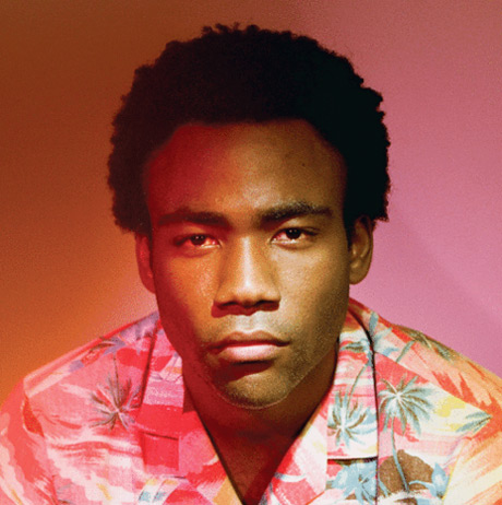 Childish Gambino's success with 'Because the Internet'