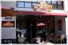 Picture of the front of Pho Dong from from tripadvisor.com