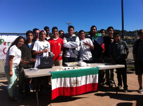 Persian club brings culture to campus