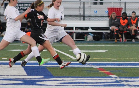 A sweet victory for Girl's Varsity Soccer