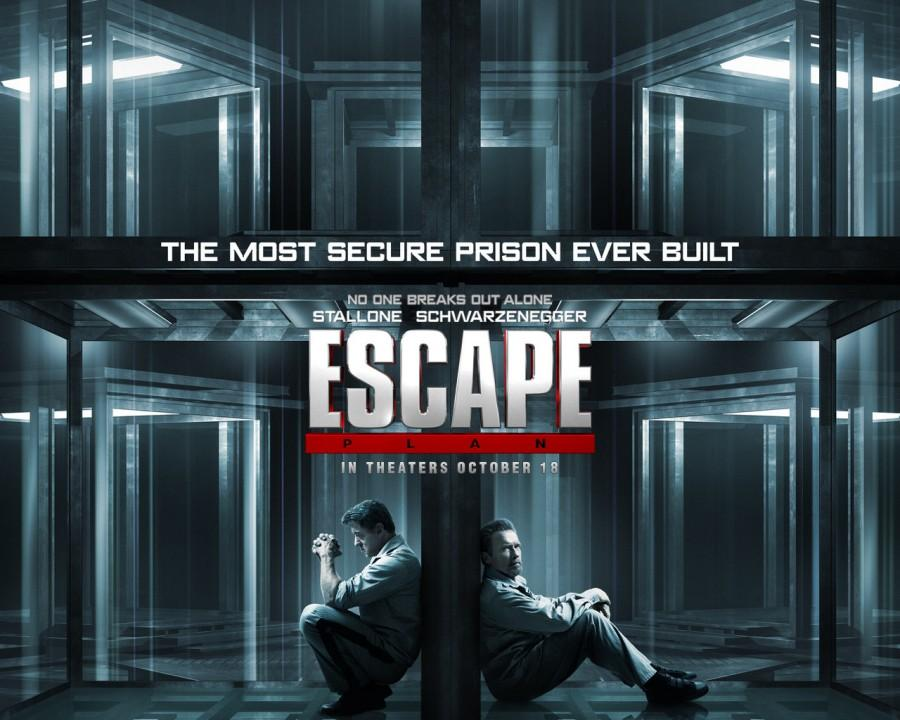 %22Escape+Plan%22+promotional+poster.+