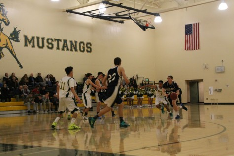 Boys varsity triumphs against Capuchino