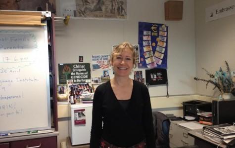 Katya Burton loves to spread the joy of language